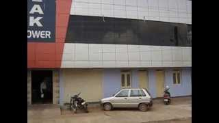 Residential Cum Commercial Three Storey Building at Bhilai