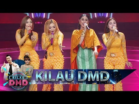 "Baru Mulai Udah Panas, Dewi Perssik ft Trio Macan """"EDAN TURUN"""" - Kilau DMD (25/1)"