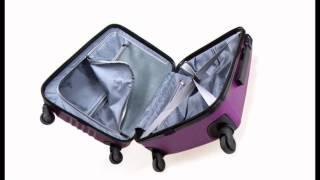 чемодан-тележка Стильный швейцарский чемодан на колесах Средний дорожный чемодан трех цветов(Новое поступление Дизайнерский чемодан-тележка 20 дюймов Стильный швейцарский чемодан на колесах Средний..., 2015-07-10T09:20:08.000Z)