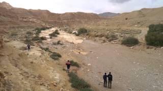 Tsunami no deserto