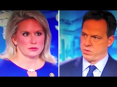 Jake Tapper on CNN:  'Actually, It's a She Said, She Said, She Said, She Said, She Said, Situation.'