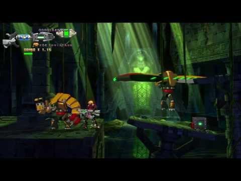 Hard Corps: Uprising -Leviathan- Arcade mode no damage