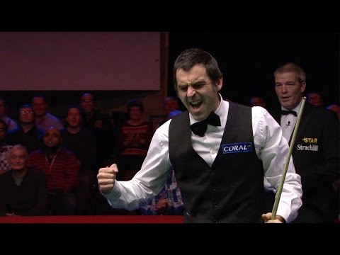 BREAK OFF | RONNIE O'SULLIVAN 147 special PLUS Ronnie Commentary
