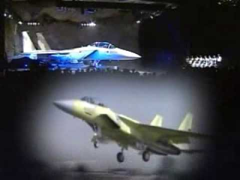 Boeing F-15 Eagle - A Legend is Born