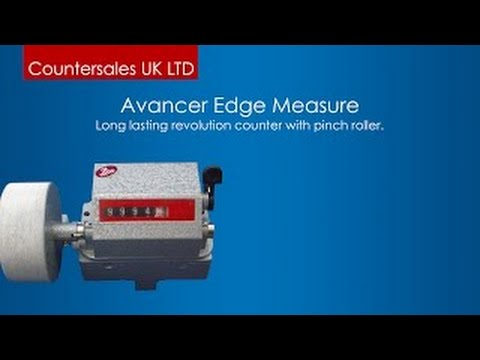 Avancer Edge Length Measure Counter From Countersales