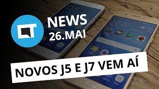Samsung Galaxy J5 e J7 2017; Bug dos anos 90 está de volta ao Windows [CT News]