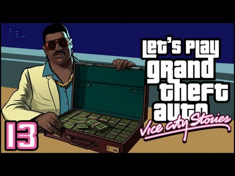 """Let's Play - Grand Theft Auto: Vice City Stories (Ep. 13 - """"Scoring Coke"""") [PSP/PS2/PSN]"""