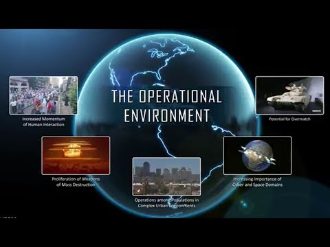 TRADOC G2 OE Overview FY 2018