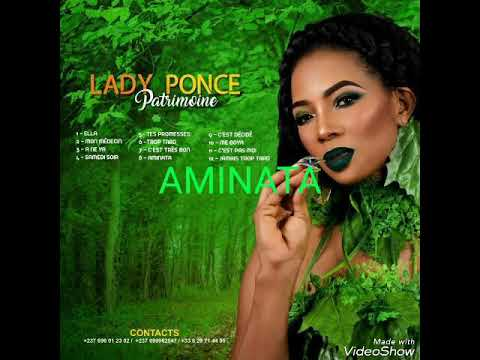 Lady ponce Aminata (version audio)
