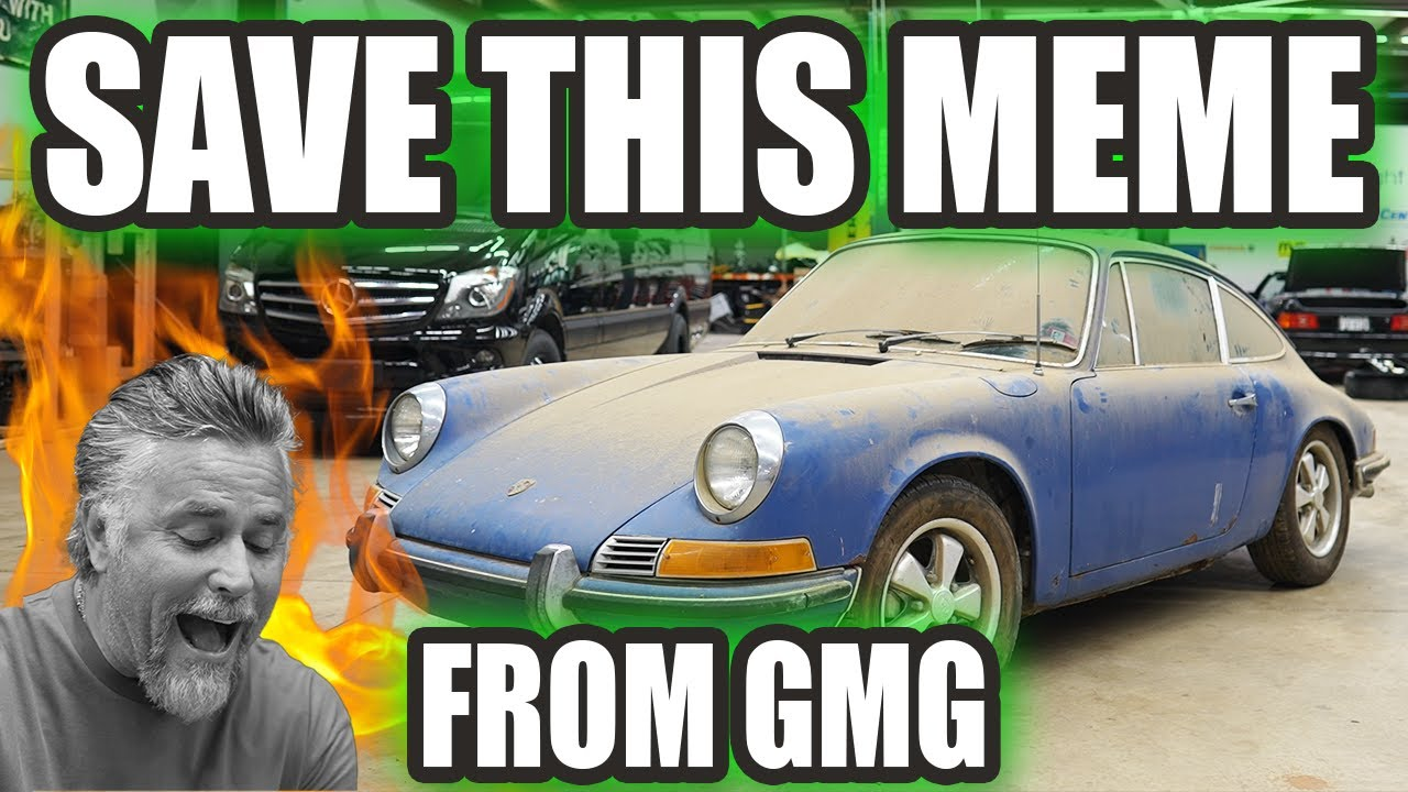 Save this 1969 Porsche 911 from Richard Rawlings!