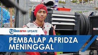 Afridza Munandar Pebalap Indonesia Meninggal dalam Ajang Asia Talent Cup 2019