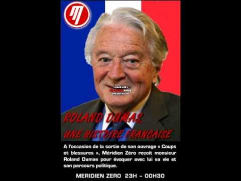 Roland DUMAS, une vie française