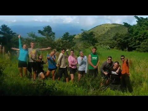 Raleigh International Trek- 14K Alpha 2 in Costa Rica