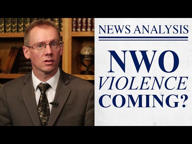 NATO Military to Battle NWO Opponents?