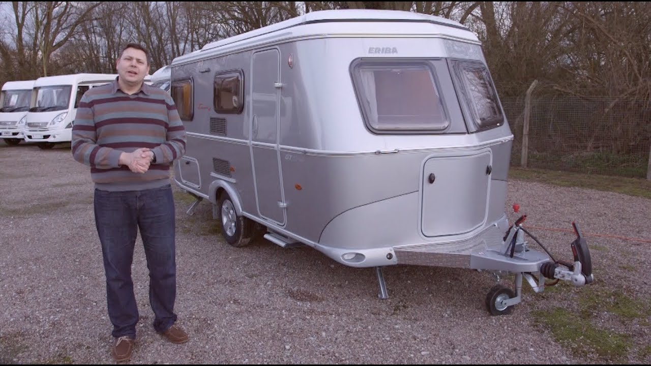the practical caravan eriba touring troll 542 review youtube. Black Bedroom Furniture Sets. Home Design Ideas