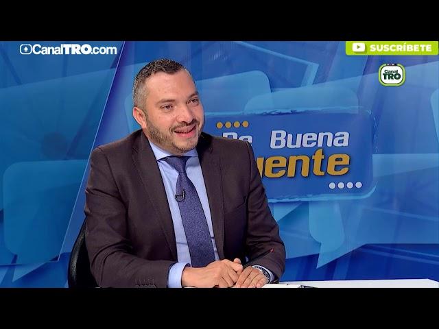 De Buena Fuente con Andrés Stapper