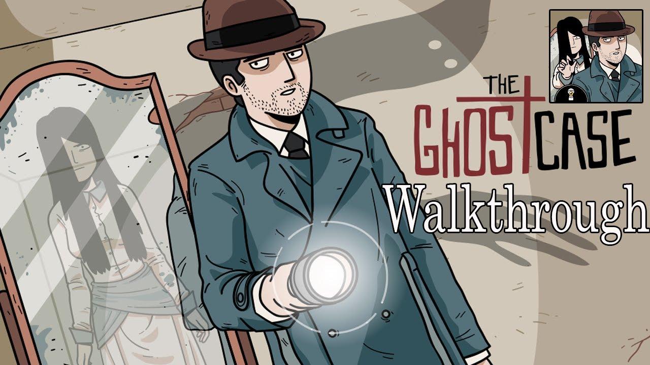 Ghost Case : Full Walkthrough - YouTube