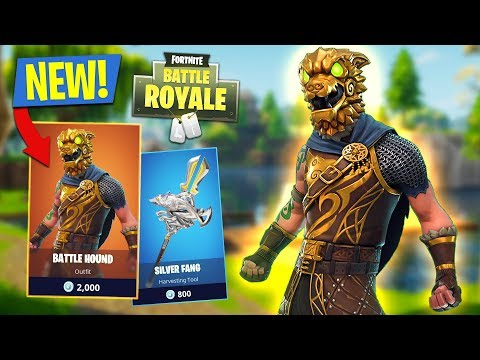 NEW UPDATE!! *LEGENDARY BATTLE HOUND SKIN* // 11,600+ KILLS // 624+ WINS (Fortnite Battle Royale)
