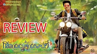 Govindudu Andarivadele Review - Ram Charan, Kajal Aggarwal, Krishna Vamsi - GAV