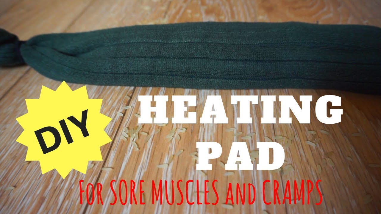 Heating Pads Gell Cramps