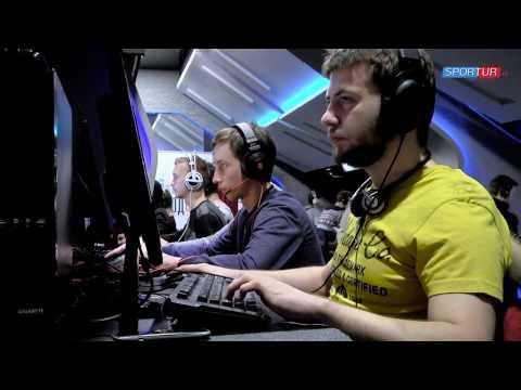 Репортаж с финала Кубка Удмуртии по киберспорту 27.03.17