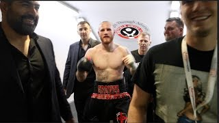 THIS IS WHAT IT MEANS TO GEORGE GROVES & TEAM GROVES - EXCLUSIVE POST FIGHT FOOTAGE (v CHUDINOV)