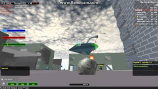 ROBLOX- War of the worlds