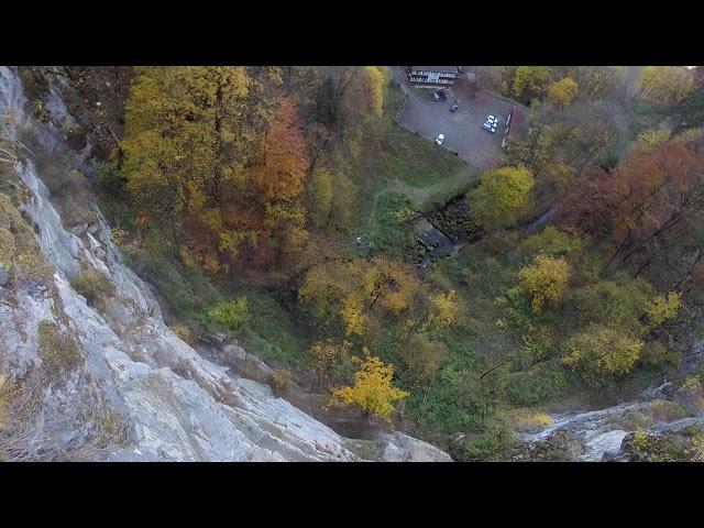 Saut pendulaire expert à Consolation dans le Doubs