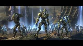 Gambar cover Starcraft II Protoss AMV [We are One - 12 Stones]
