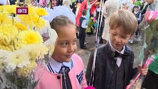 В школах сегодня прошли тематические уроки «Россия, устремленная в будущее»