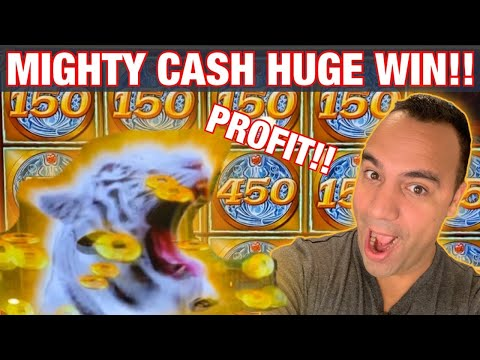 WHEEL OF FORTUNE GOLD SPIN 👑💰🎰| MIGHTY CASH MILO!! 🐯 💵 | DRAGON LINK!