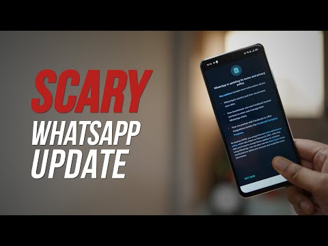 The New WhatsApp Update is Scary!
