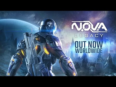 OUT NOW – N.O.V.A. Legacy Launch Trailer