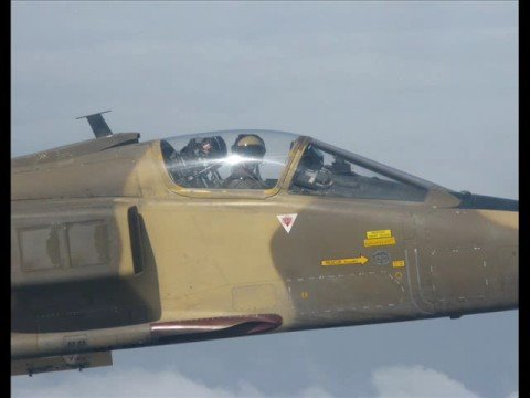 Omani Air Force Jaguar