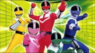 Power Rangers Time Force New Extended Theme Song