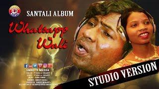 New Santali Album Studio version WhatsApp wali Singer- Pitabash