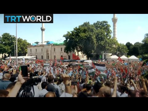 Strait Talk: Why do the people of Turkey support Palestine?
