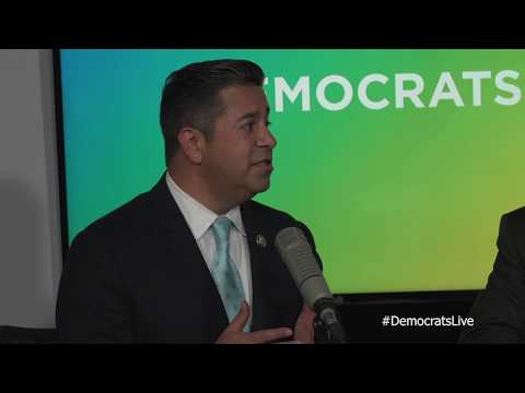 Democrats LIVE: DCCC Chair Ben Ray Luján and Keith Ellison