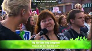 September - Kärlekens Tunga (Live @ Lotta På Liseberg 2011)