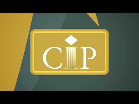 Why Does The CIP Designation Matter To You?
