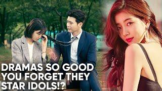 15 BEST Korean Dramas Starring Idols [Ft. HappySqueak]