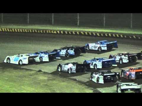 2014 Cedar Lake Speedway USA Nationals Night One Highlights