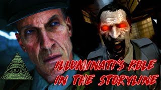 Illuminati's Role in The Zombies Storyline Explained! Mob of the Dead & Richtofen Involvement