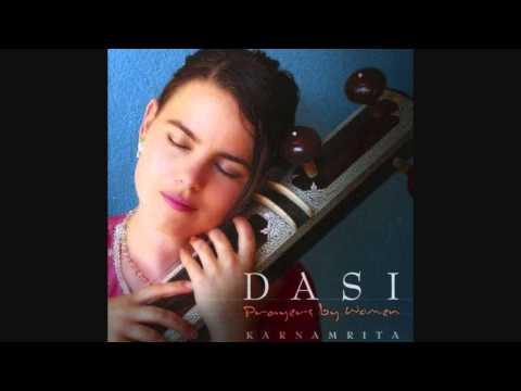 """Karnamrita Dasi - """"Yamunastakam"""" From The CD """"Prayers By Women"""""""
