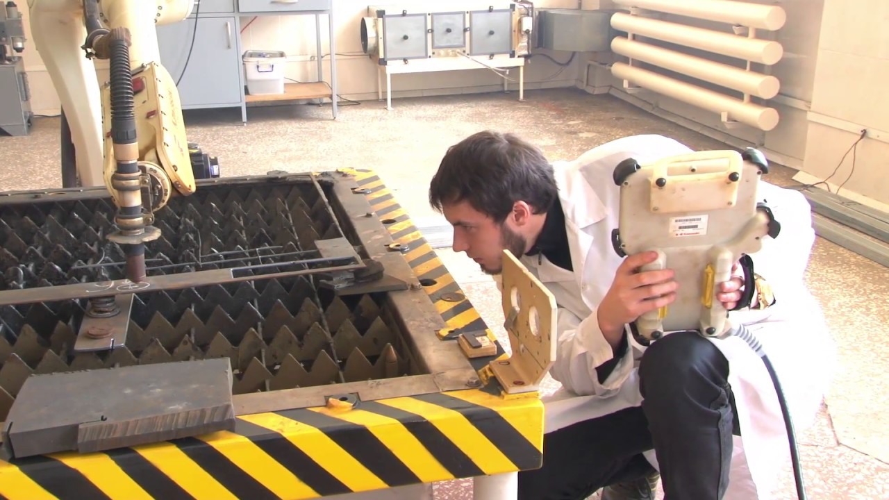 Технологии лазерной резки металла - YouTube