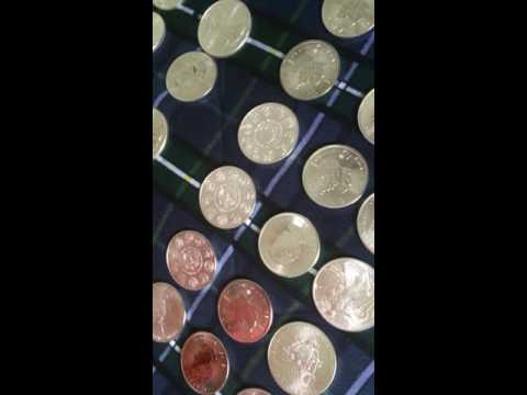 Silver coins part 2
