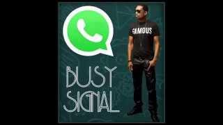 Busy Signal - Whatsapp [DanceHall 2015]