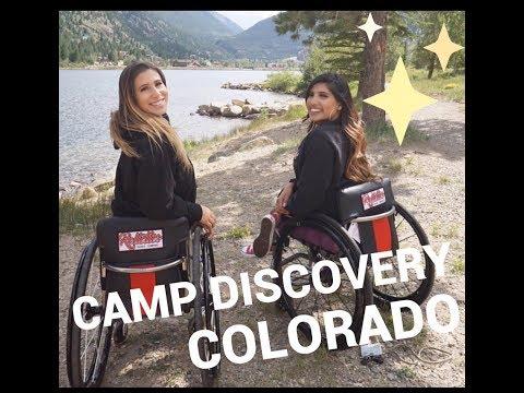 Camp Discovery VLOG W/ Chelsie Hill & Edna Serrano