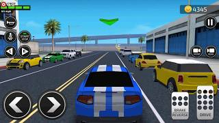 Car Driving Academy 2018 3D / Car Parking games / Android Gameplay FHD