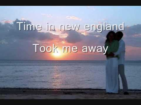 Barry Manilow  Weekend In New England Lyrics